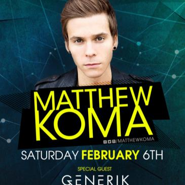 Matthew Koma | ARCADE Saturdays-img