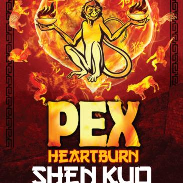 PEX Presents - Heartburn - Shen Kuo Simian Test No. 9-img