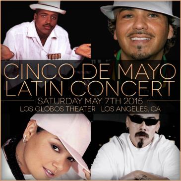 Cinco De Mayo Latin Concert supported by 123PrintEasy.com-img