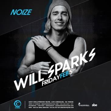 NOIZE Fridays | Will Sparks-img