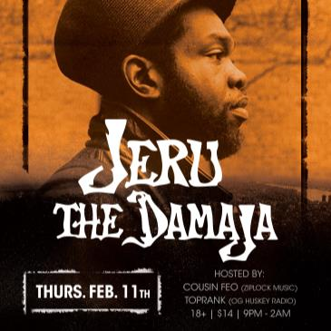 Jeru The Damaja ($14 pre / $20 Door)-img