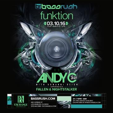 Bassrush presents Andy C-img