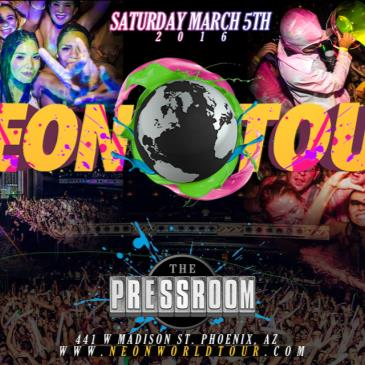 NEON WORLD TOUR - PHOENIX, AZ-img