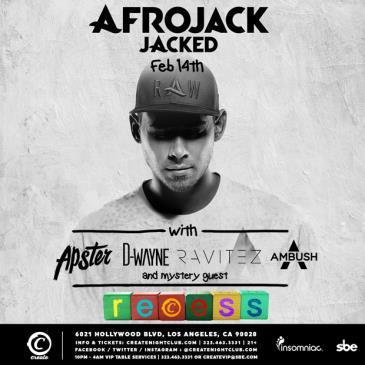 RECESS | Afrojack-img