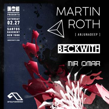 Inoki:Deep w/Martin Roth & Beckwith (Anjunadeep)-img