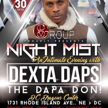 Dexta Daps - Night Mist-img