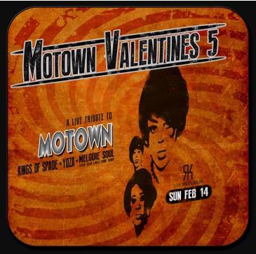 Motown Valentines 5: