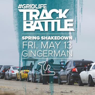 #GRIDLIFE TrackBattle HPDE - Spring Shakedown: Main Image