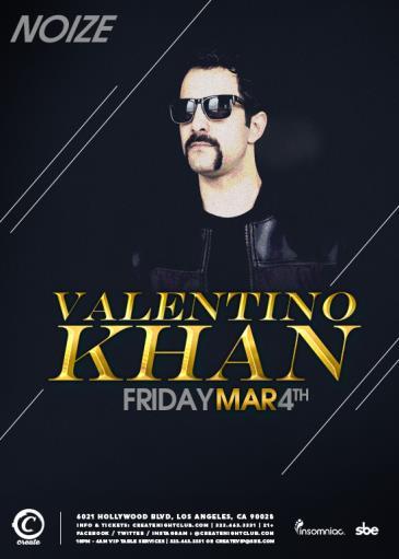 NOIZE Fridays | Valentino Khan: