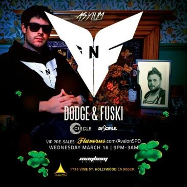Asylum w/ Dodge & Fuski: Main Image