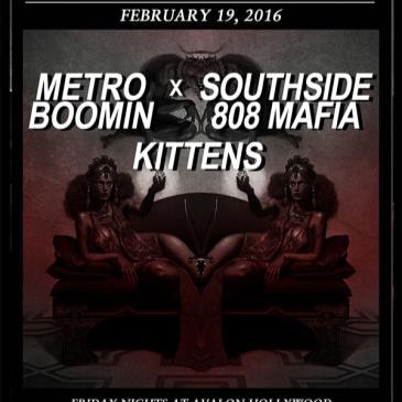Metro Boomin & Southside 808 Mafia, Kittens-img
