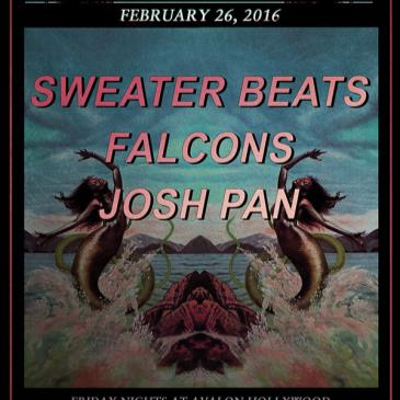 Sweater Beats, Falcons, josh pan-img