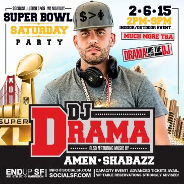DJ Drama & K Camp @ The Endup DAY PARTY-img
