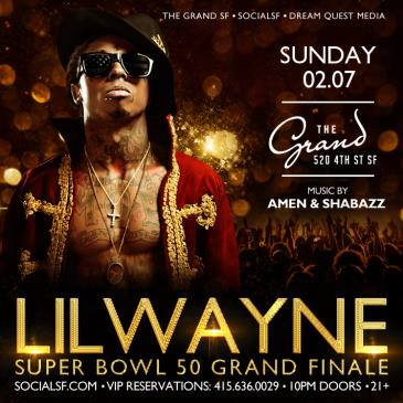 Grand Finale w/ Lil Wayne @ The Grand-img