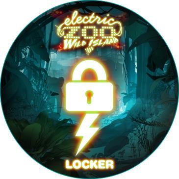 Electric Zoo: Wild Island Cell Phone Charging Lockers-img