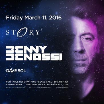 Benny Benassi STORY-img