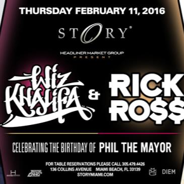 Wiz Khalifa & Rick Ross #STORYthursday-img