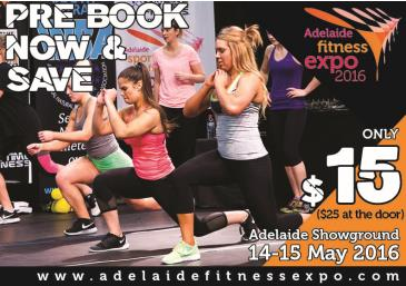 Adelaide Fitness Expo: Main Image