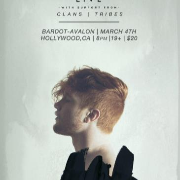Music With Heart Presents: Crywolf (Live)-img