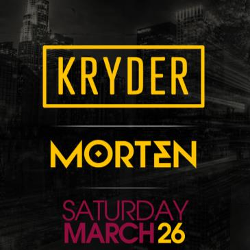 ARCADE Saturdays | Kryder + Morten-img