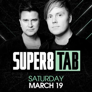 ARCADE Saturdays | Super8 & Tab-img