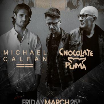 NOIZE Fridays | Michael Calfan & Chocolate Puma-img