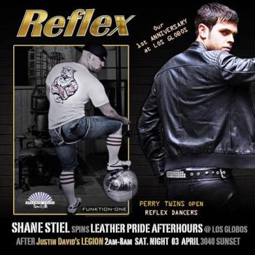 REFLEX: Shane Stiel Leather Pride: Main Image