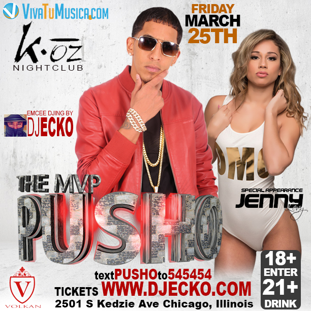 Pusho Tour