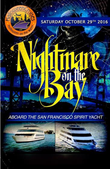 Nightmare on the Bay Aboard the San Francisco Spirit Yacht