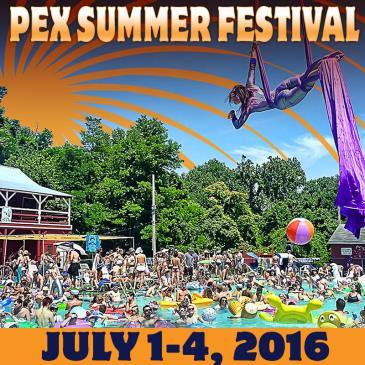 PEX Summer Festival 2016: Main Image
