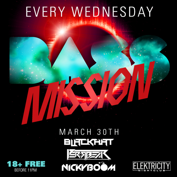Bass Mission 18 Free Before 11pm Tickets 03 30 16
