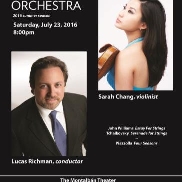 Hollywood Chamber Orchestra w/ Sarah Chang-img