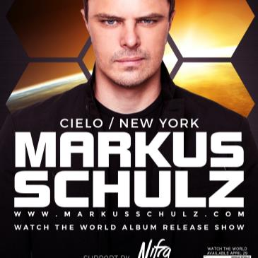 Markus Schulz: Watch The World Album Release Party-img