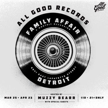 All Good Records Family Affair: Main Image