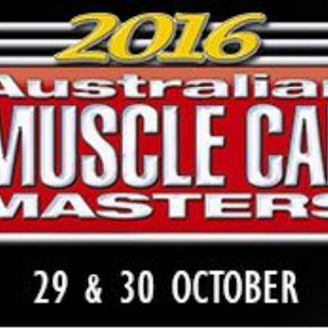 2016 Australian Muscle Car Masters