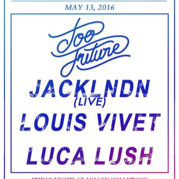Too Future Tour: JackLNDN, Luca Lush, Louis Vivet-img