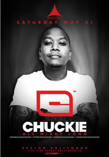 Chuckie  -  Open To Close: Main Image