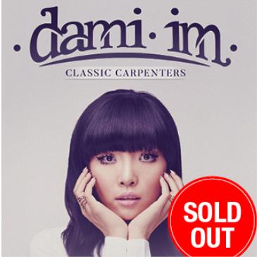 "Dami Im ""Yesterday Once more Classic Carpenters"""