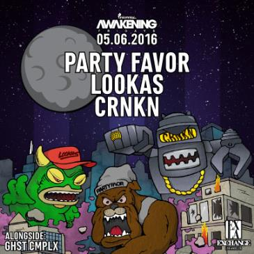 Awakening ft. Party Favor, Lookas, Crnkn-img