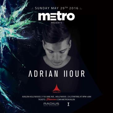Metro @ Avalon w/ ToolRoom Special Guest-img