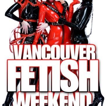 Vancouver Fetish Weekend 2016