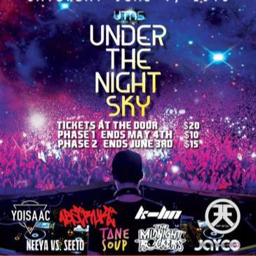 Under The Night Sky 2016-img