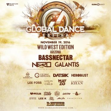 Global Dance Festival AZ 2016: Main Image
