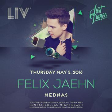 Just Dance presents: Felix Jaehn LIV-img