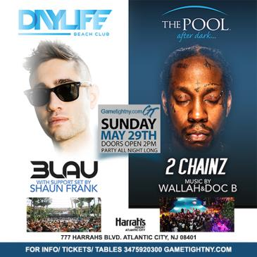 3LAU 2 Chainz MDW Pool After Dark Harrahs Pool Party 2016-img