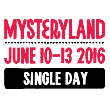 Mysteryland Single Day Tickets-img
