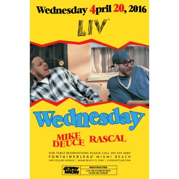 Dirty Hairy presents: WEDNESDAY 4.20 LIV: Main Image