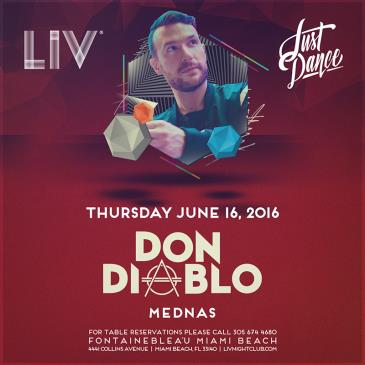 Just Dance presents: Don Diablo LIV-img