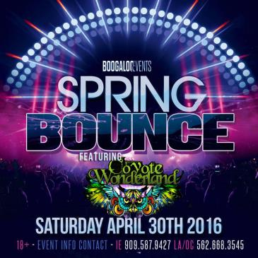 SPRING BOUNCE FEAT. COYOTE WONDERLAND-img