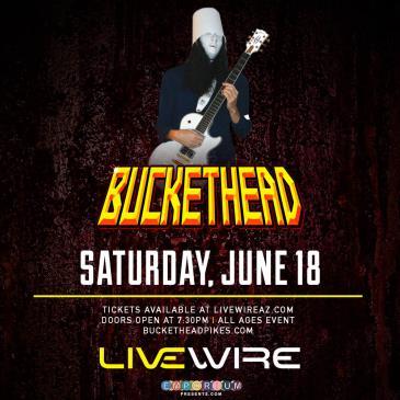 Buckethead: Main Image